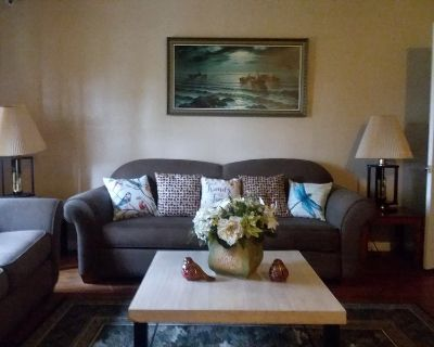 Furnished- Spare Private Room