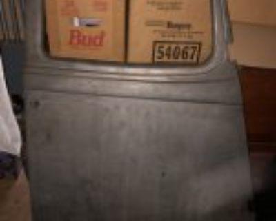 1933-36 Willys coupe doors