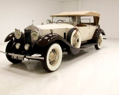 1930 Rolls-Royce Phantom II Dual Cowl