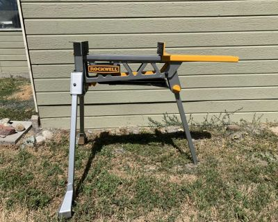 Work bench clamp