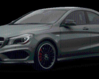 2014 Mercedes-Benz CLA CLA 45 AMG