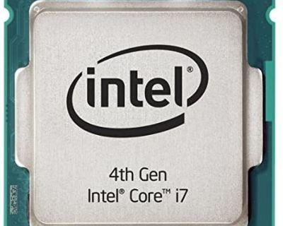 i7-4790K Intel Core i7 Quad-Core 4.00GHz to 4.4GHz CPU