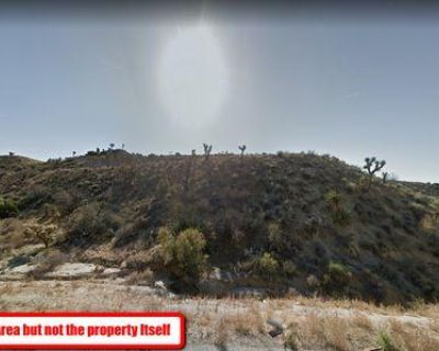 Yucca Valley, California 92284 Land For Sale