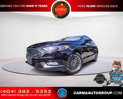 2018 Ford Fusion Energi for sale