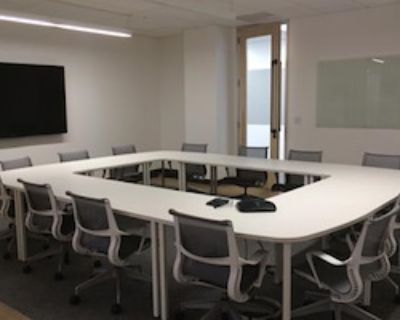 Private Meeting Room for 18 at TechSpace San Francisco, Union Square