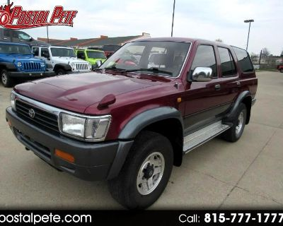 Used 1992 Toyota HiLux RHD Right Hand Drive