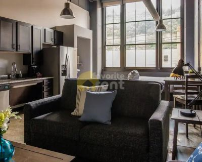 Comfortable Studio – Minutes to Downtown – Pittsburgh