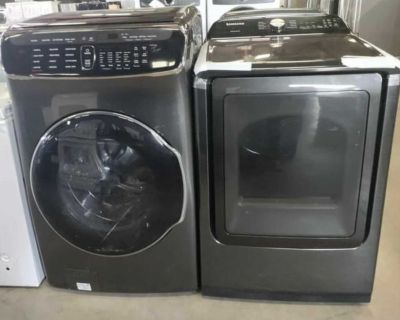 Mix-and-Match washers and dryer