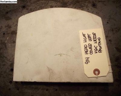 Porsche 914 Head Light Cover Trim Piece