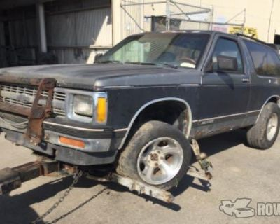 1992 Chevrolet S10 Blazer