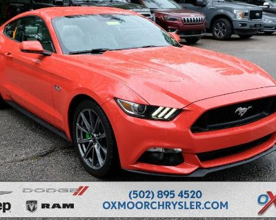 Pre-Owned 2016 Ford Mustang GT Premium