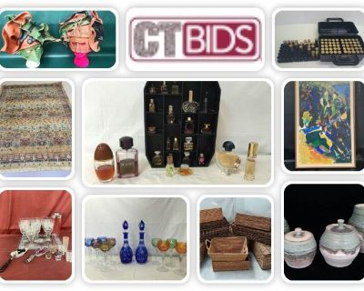 Caring Transitions [KSR] Warehouse Online Auction / Ends: M-09/13 / PU: W-09/15 (9A-3P) / Zip: 85713