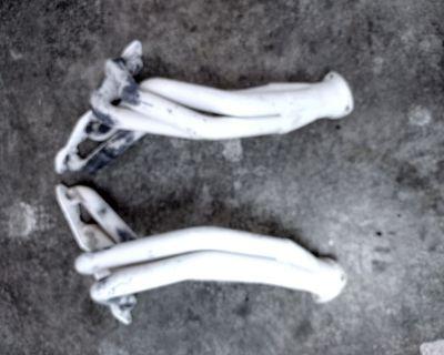 Exhaust - Chevrolet: Tri 5 Headers