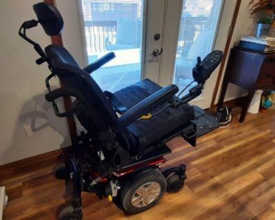 Quantum Motorized Wheelchair, ( new condition )