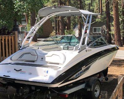 2017 Yamaha Boats AR190