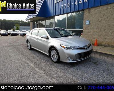 Used 2014 Toyota Avalon Hybrid 4dr Sdn XLE Premium (Natl)