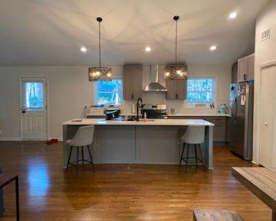 modern, open, house for rent, Atlanta, GA
