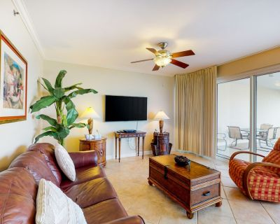 2nd-floor Condo in Beachfront Complex W/wifi + Shared Pool/hot Tub/firepit/gym - Miramar Beach