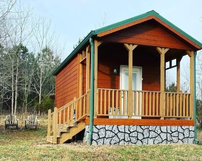 2 Cozy Tiny Homes 1 mile from Lake Hartwell - Hartwell
