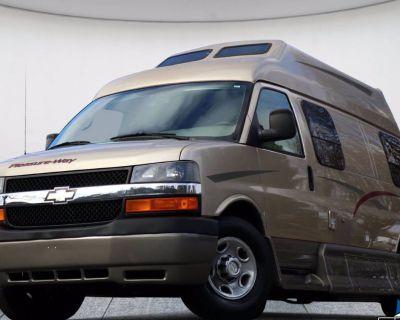 2010 Chevrolet Express Cargo Van Base