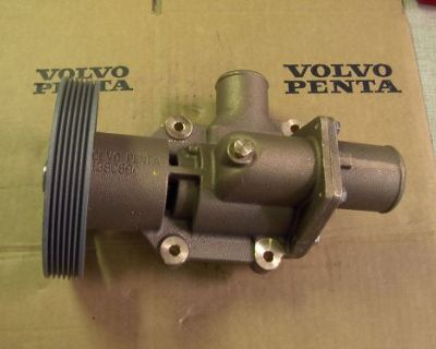 Volvo Penta D6 Raw Water Pump 21380890