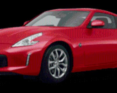 2013 Nissan 370Z Base Coupe Auto