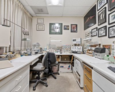 Equipped Dental Lab Filming Location, Chatsworth, CA