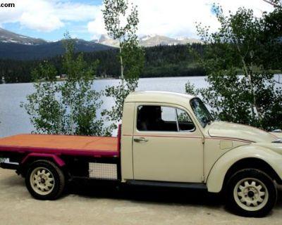 1974 Beetle Truck