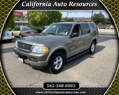 Used 2002 Ford Explorer XLS 4.0L 2WD
