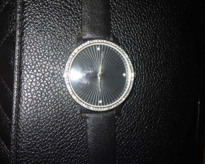 Mahantan genuine leather watch