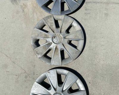 16 Suzuki tire caps
