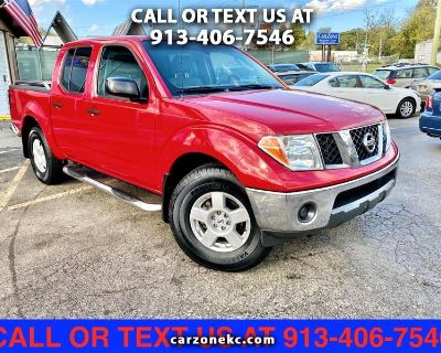 Used 2006 Nissan Frontier SE Crew Cab 4WD