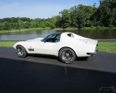 1969 Chevrolet Corvette T-Top