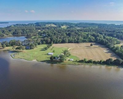 Very private riverfront, beach, nature for all to enjoy. High Speed Internet!! - Bohannon