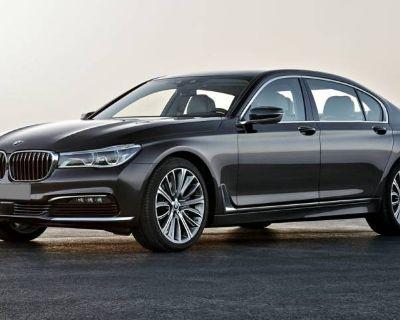 2016 BMW 7 Series 750i