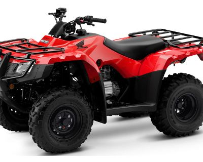 2021 Honda FourTrax Recon ATV Utility Chico, CA