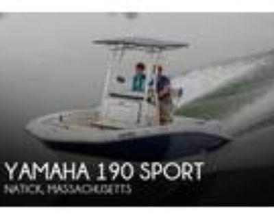 19 foot Yamaha 190 Sport