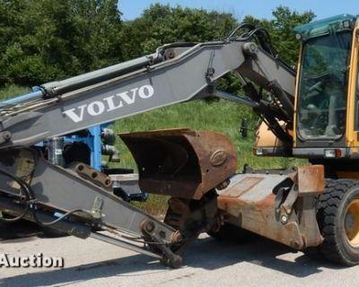2006 VOLVO EW160B Excavators - Wheel