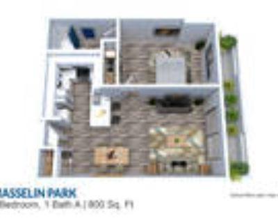 Masselin Park West - 1 Bedroom 1 Bath 800 sq ft