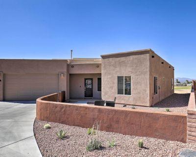 NEW! Southwest Oasis w/ Mtn View at Tucson Estates - Tucson Estates