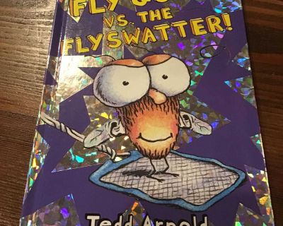 Fly Guy vs. the Flyswatter paperback
