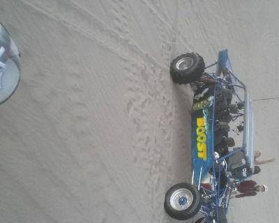 Rotary turbo Sandrail
