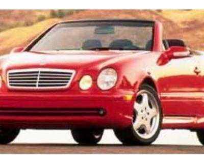 2002 Mercedes-Benz CLK CLK 430