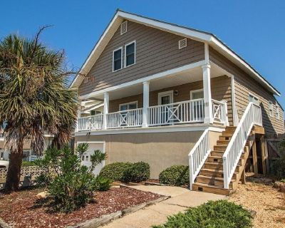 Perfect Beach Cottage - Walking Distance to Everything - Atlantic Beach