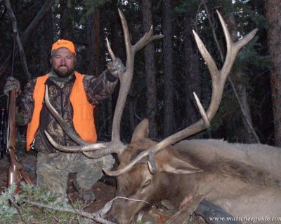 Pack-in for Elk and Timber bucks Hunt, prices discounted.