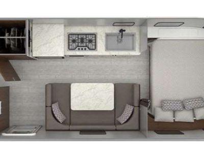 2022 Airstream Rv Caravel 22FB