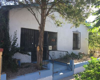 4 blocks from Gem Shows, Historic Home 10 min walk to Downtown Tucson - Armory Park