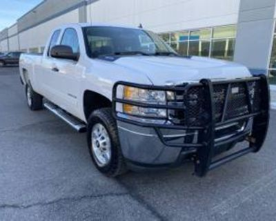 2013 Chevrolet Silverado 2500HD LT Extended Cab Long Box 4WD