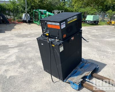 2018 (unverified) Karcher HDS 4.0/30 Electric Pressure Washer