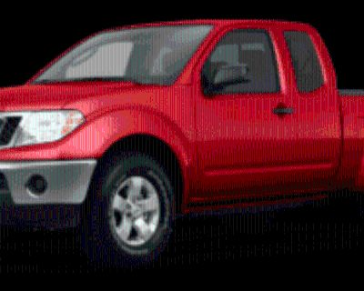 2011 Nissan Frontier SV King Cab V6 2WD Auto
